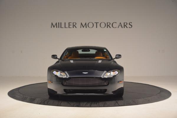 Used 2009 Aston Martin V8 Vantage for sale Sold at Maserati of Westport in Westport CT 06880 12