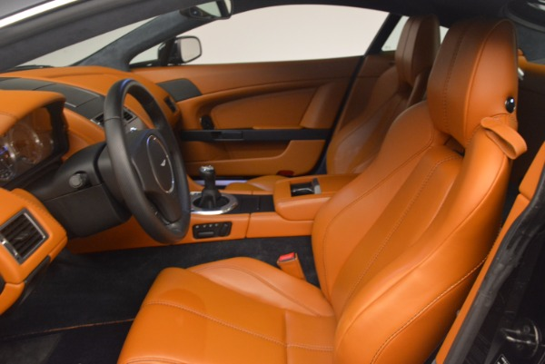 Used 2009 Aston Martin V8 Vantage for sale Sold at Maserati of Westport in Westport CT 06880 13
