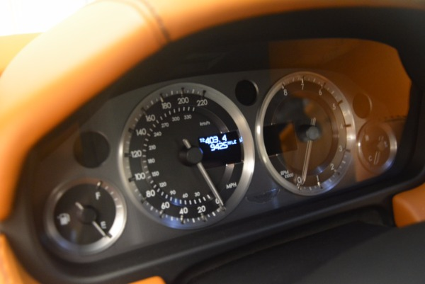 Used 2009 Aston Martin V8 Vantage for sale Sold at Maserati of Westport in Westport CT 06880 18
