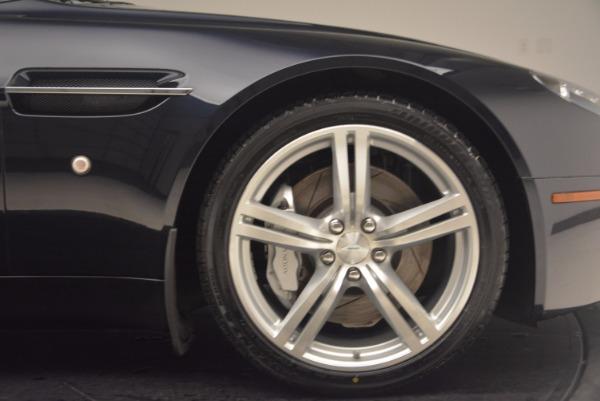 Used 2009 Aston Martin V8 Vantage for sale Sold at Maserati of Westport in Westport CT 06880 19