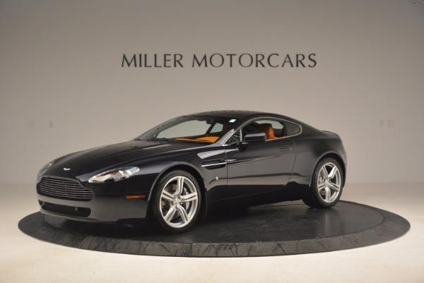 Used 2009 Aston Martin V8 Vantage for sale Sold at Maserati of Westport in Westport CT 06880 2
