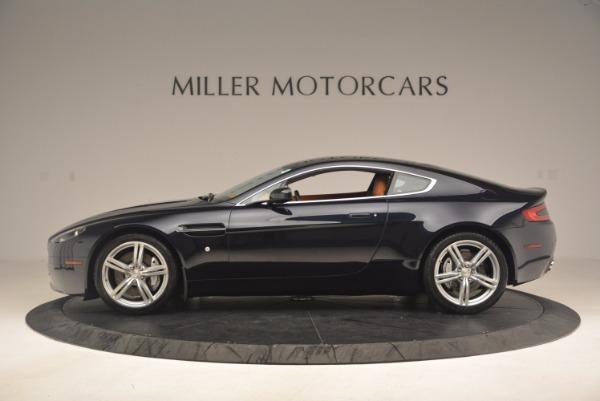 Used 2009 Aston Martin V8 Vantage for sale Sold at Maserati of Westport in Westport CT 06880 3