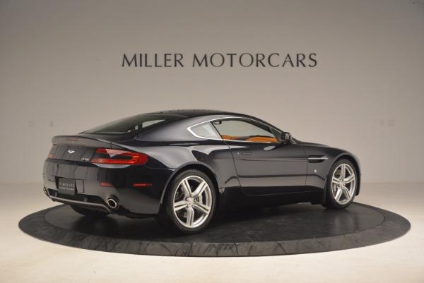 Used 2009 Aston Martin V8 Vantage for sale Sold at Maserati of Westport in Westport CT 06880 8