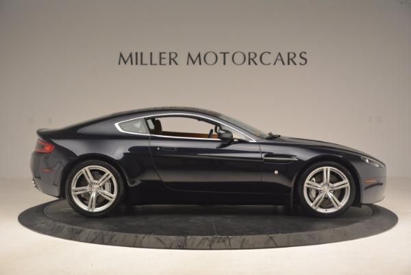 Used 2009 Aston Martin V8 Vantage for sale Sold at Maserati of Westport in Westport CT 06880 9