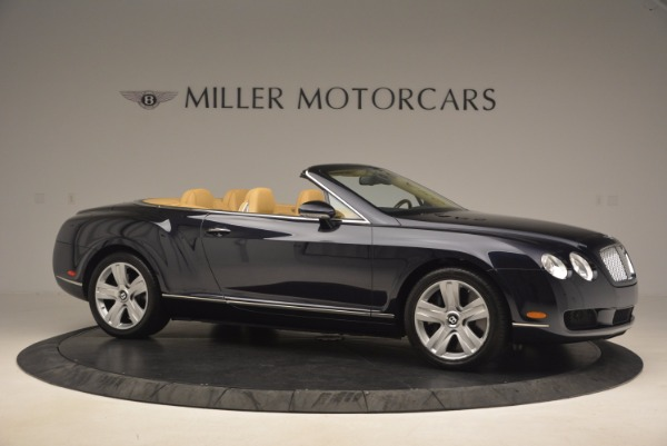 Used 2007 Bentley Continental GTC for sale Sold at Maserati of Westport in Westport CT 06880 10