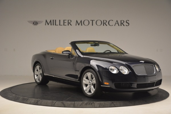 Used 2007 Bentley Continental GTC for sale Sold at Maserati of Westport in Westport CT 06880 11