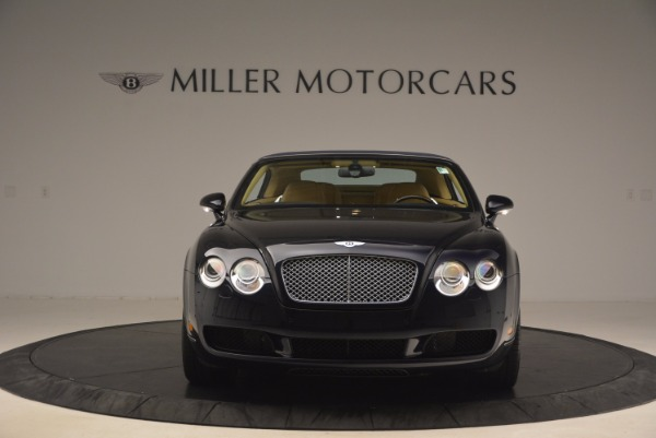 Used 2007 Bentley Continental GTC for sale Sold at Maserati of Westport in Westport CT 06880 13