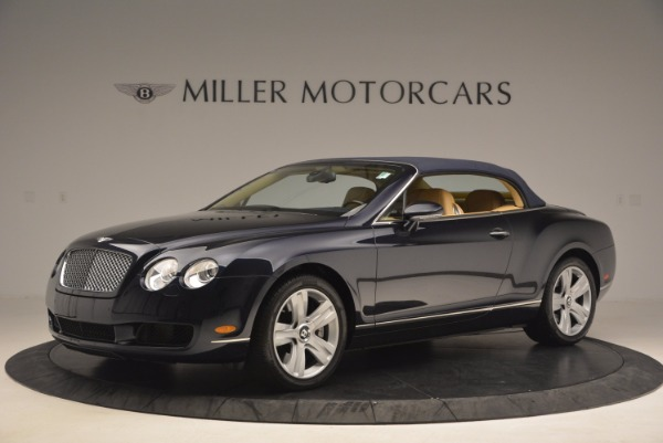 Used 2007 Bentley Continental GTC for sale Sold at Maserati of Westport in Westport CT 06880 15