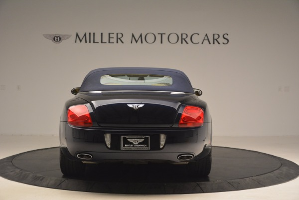 Used 2007 Bentley Continental GTC for sale Sold at Maserati of Westport in Westport CT 06880 19