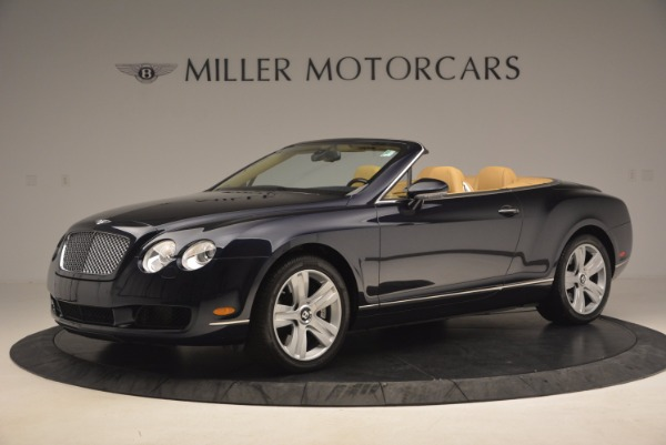 Used 2007 Bentley Continental GTC for sale Sold at Maserati of Westport in Westport CT 06880 2