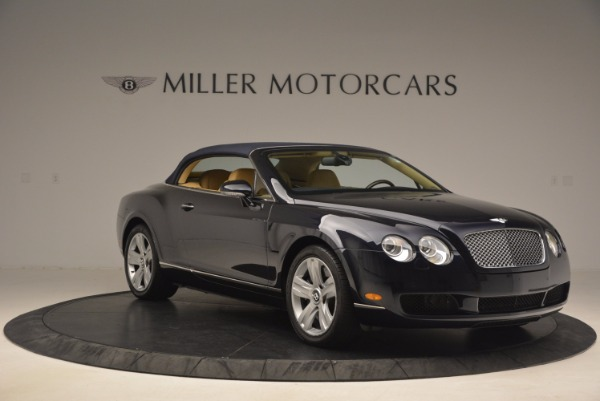Used 2007 Bentley Continental GTC for sale Sold at Maserati of Westport in Westport CT 06880 25