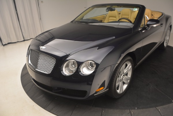 Used 2007 Bentley Continental GTC for sale Sold at Maserati of Westport in Westport CT 06880 27