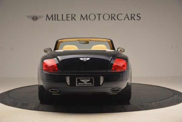 Used 2007 Bentley Continental GTC for sale Sold at Maserati of Westport in Westport CT 06880 6