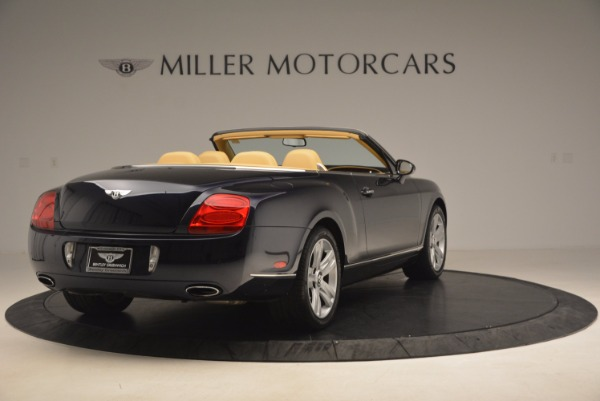 Used 2007 Bentley Continental GTC for sale Sold at Maserati of Westport in Westport CT 06880 7