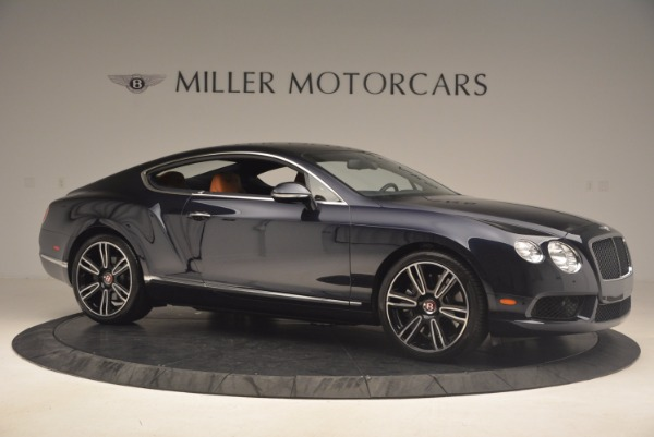 Used 2014 Bentley Continental GT V8 for sale Sold at Maserati of Westport in Westport CT 06880 10