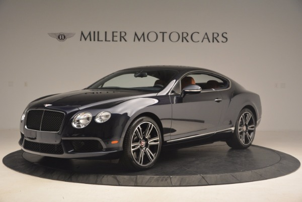 Used 2014 Bentley Continental GT V8 for sale Sold at Maserati of Westport in Westport CT 06880 2