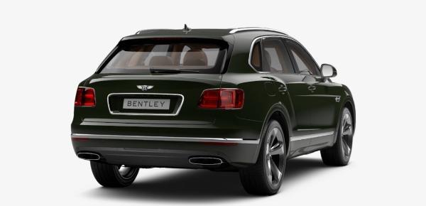 Used 2017 Bentley Bentayga for sale Sold at Maserati of Westport in Westport CT 06880 3