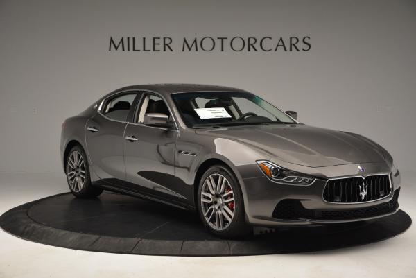 Used 2015 Maserati Ghibli S Q4 for sale Sold at Maserati of Westport in Westport CT 06880 10