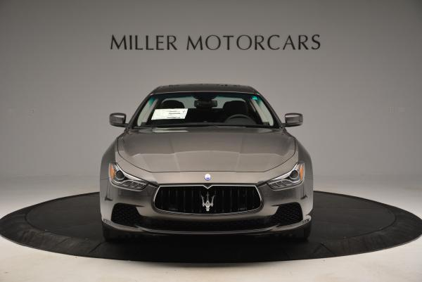 Used 2015 Maserati Ghibli S Q4 for sale Sold at Maserati of Westport in Westport CT 06880 11