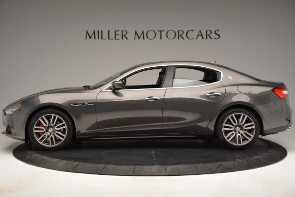 Used 2015 Maserati Ghibli S Q4 for sale Sold at Maserati of Westport in Westport CT 06880 3