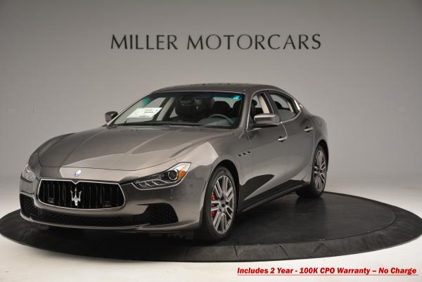 Used 2015 Maserati Ghibli S Q4 for sale Sold at Maserati of Westport in Westport CT 06880 1