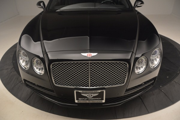 Used 2015 Bentley Flying Spur V8 for sale Sold at Maserati of Westport in Westport CT 06880 13