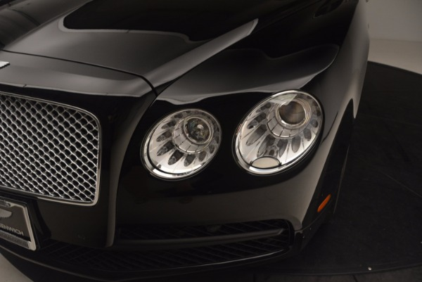 Used 2015 Bentley Flying Spur V8 for sale Sold at Maserati of Westport in Westport CT 06880 14