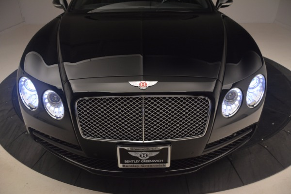 Used 2015 Bentley Flying Spur V8 for sale Sold at Maserati of Westport in Westport CT 06880 15