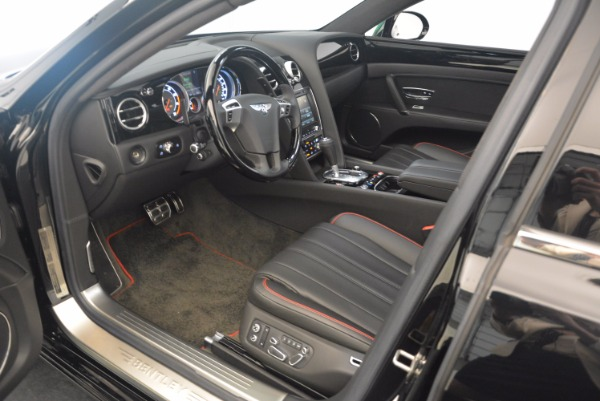 Used 2015 Bentley Flying Spur V8 for sale Sold at Maserati of Westport in Westport CT 06880 22