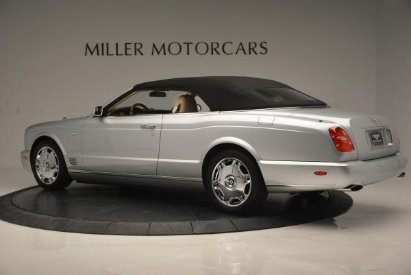 Used 2008 Bentley Azure for sale Sold at Maserati of Westport in Westport CT 06880 20