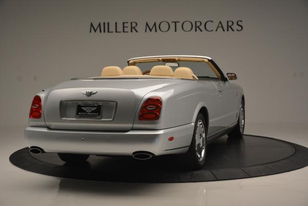 Used 2008 Bentley Azure for sale Sold at Maserati of Westport in Westport CT 06880 8