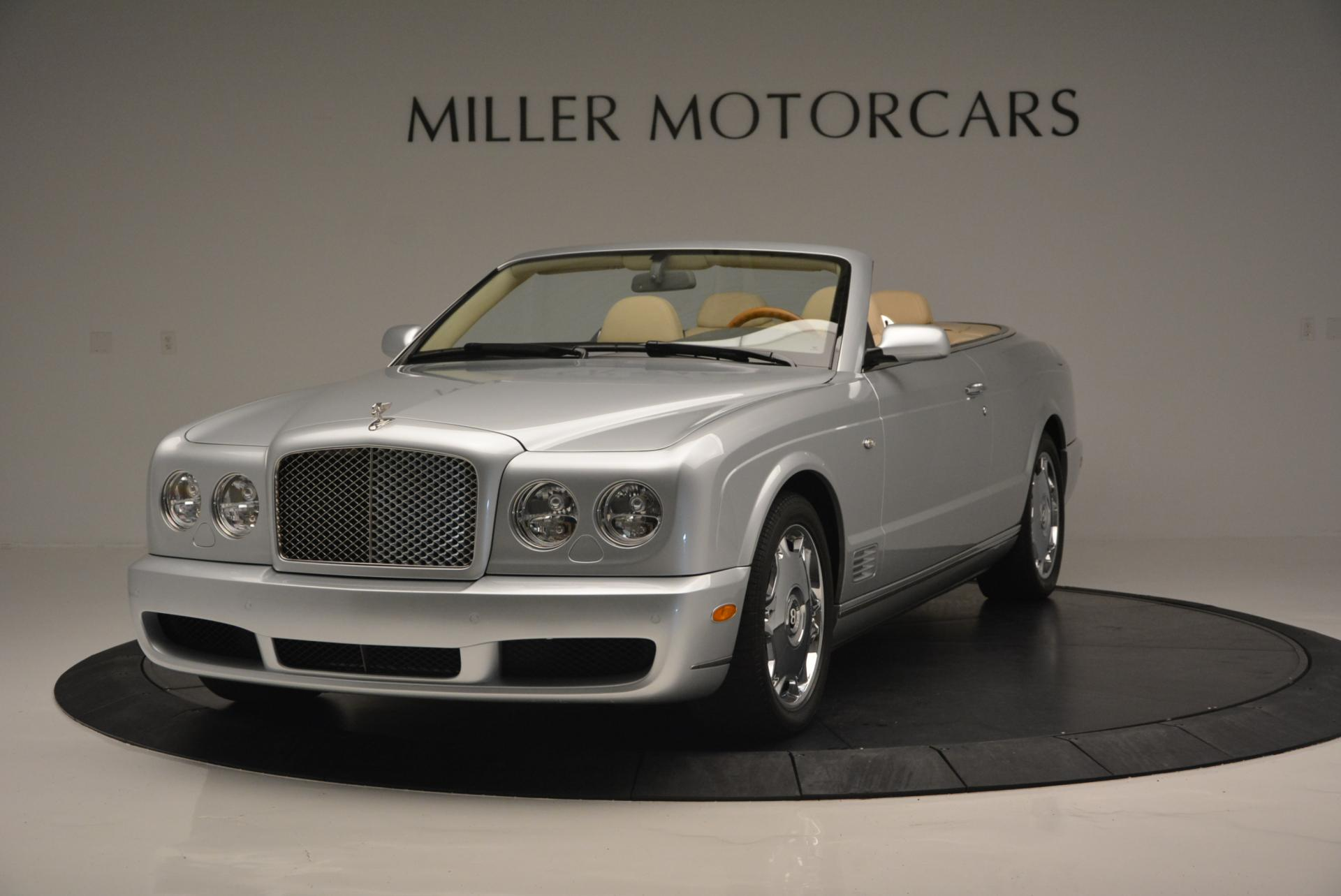 Used 2008 Bentley Azure for sale Sold at Maserati of Westport in Westport CT 06880 1