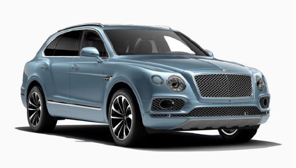 Used 2017 Bentley Bentayga for sale Sold at Maserati of Westport in Westport CT 06880 1