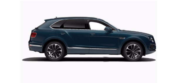 Used 2017 Bentley Bentayga W12 for sale Sold at Maserati of Westport in Westport CT 06880 3