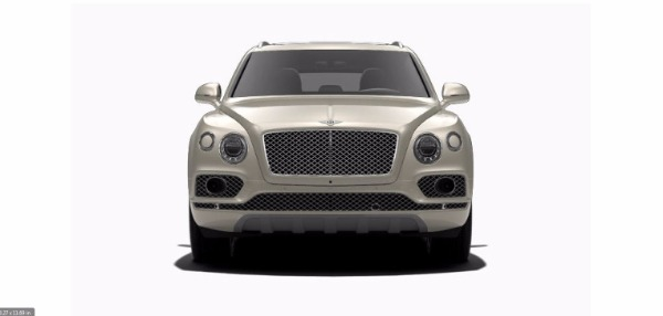 Used 2017 Bentley Bentayga W12 for sale Sold at Maserati of Westport in Westport CT 06880 2
