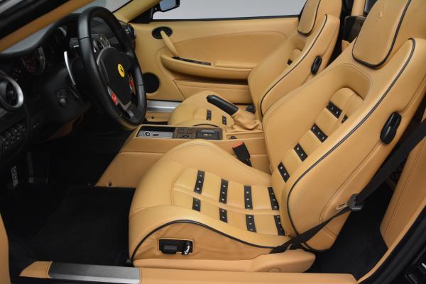 Used 2005 Ferrari F430 Spider F1 for sale Sold at Maserati of Westport in Westport CT 06880 26