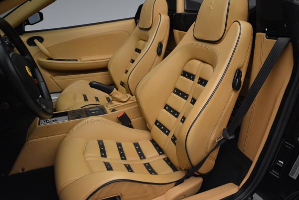 Used 2005 Ferrari F430 Spider F1 for sale Sold at Maserati of Westport in Westport CT 06880 27