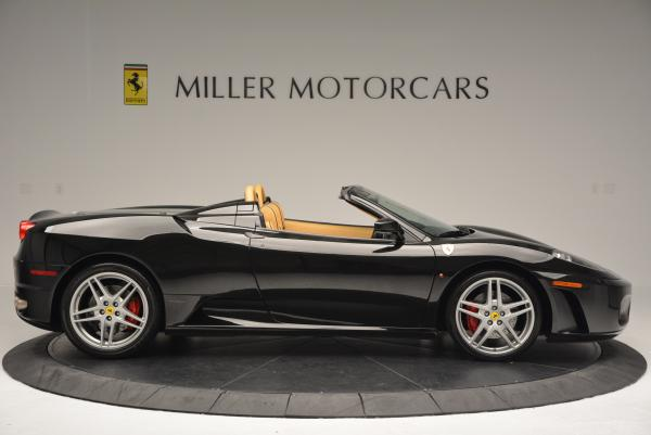 Used 2005 Ferrari F430 Spider F1 for sale Sold at Maserati of Westport in Westport CT 06880 9