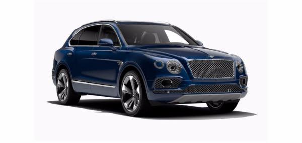 Used 2017 Bentley Bentayga W12 for sale Sold at Maserati of Westport in Westport CT 06880 1