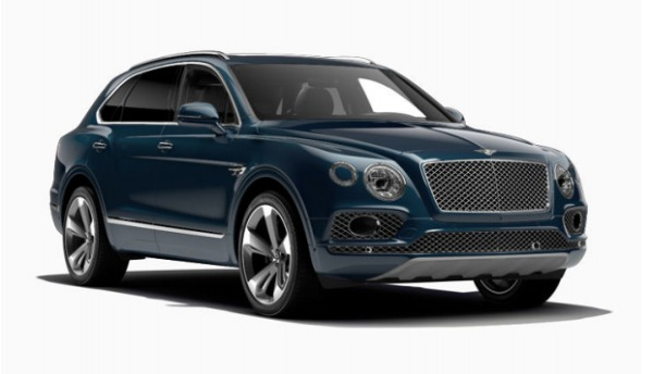 Used 2017 Bentley Bentayga for sale Sold at Maserati of Westport in Westport CT 06880 1