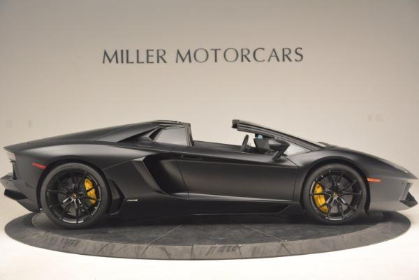 Used 2015 Lamborghini Aventador LP 700-4 for sale Sold at Maserati of Westport in Westport CT 06880 10