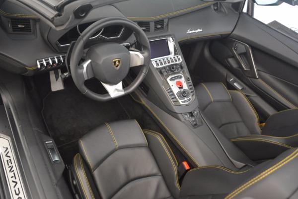 Used 2015 Lamborghini Aventador LP 700-4 for sale Sold at Maserati of Westport in Westport CT 06880 21