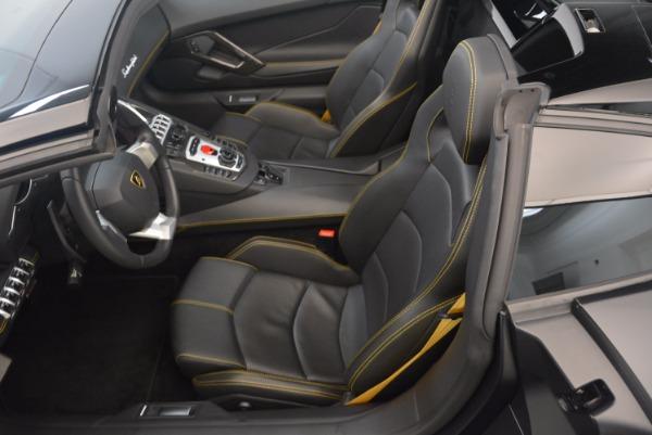 Used 2015 Lamborghini Aventador LP 700-4 for sale Sold at Maserati of Westport in Westport CT 06880 22