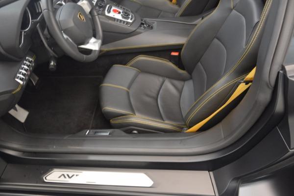 Used 2015 Lamborghini Aventador LP 700-4 for sale Sold at Maserati of Westport in Westport CT 06880 23