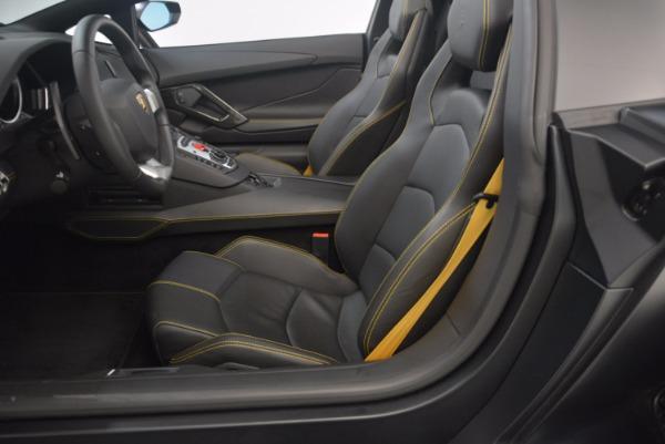 Used 2015 Lamborghini Aventador LP 700-4 for sale Sold at Maserati of Westport in Westport CT 06880 24