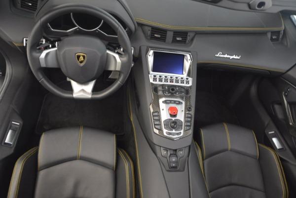 Used 2015 Lamborghini Aventador LP 700-4 for sale Sold at Maserati of Westport in Westport CT 06880 25
