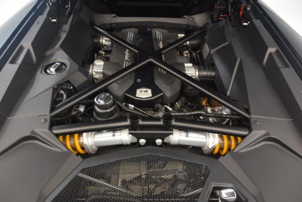 Used 2015 Lamborghini Aventador LP 700-4 for sale Sold at Maserati of Westport in Westport CT 06880 26