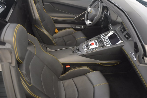 Used 2015 Lamborghini Aventador LP 700-4 for sale Sold at Maserati of Westport in Westport CT 06880 28