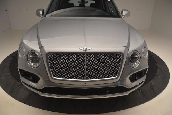 New 2018 Bentley Bentayga Onyx for sale Sold at Maserati of Westport in Westport CT 06880 14