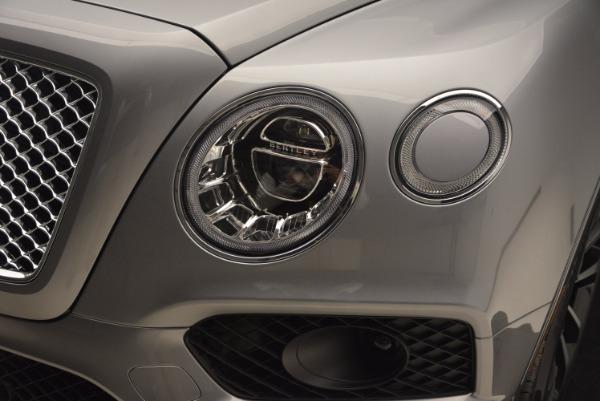 New 2018 Bentley Bentayga Onyx for sale Sold at Maserati of Westport in Westport CT 06880 15